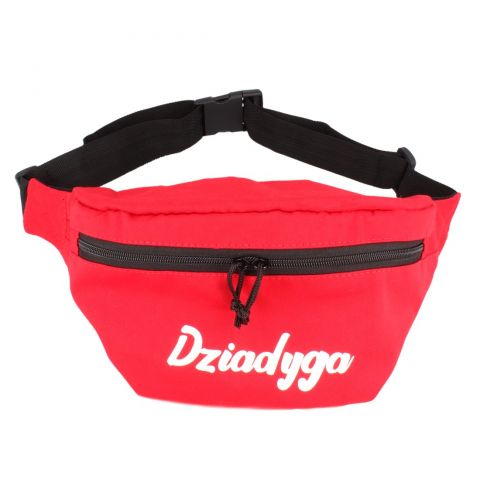 Nuff fanny pack - Dziadyga | Red