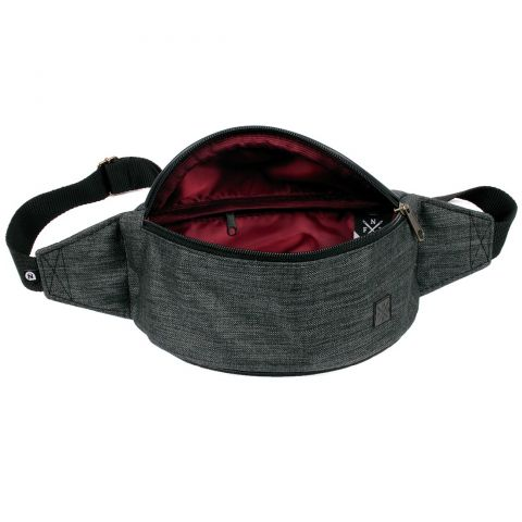 Ledvinka 3City Oxide Bum bag - Gray
