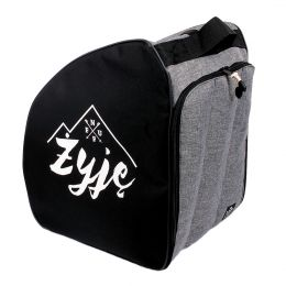 Nuff classic Ski Boot Bag Żyję | Gray