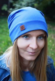 Beanie hat Nuff wear - blue