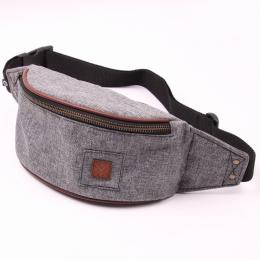 ľadvinka 3City Oxide Bum bag - Gray