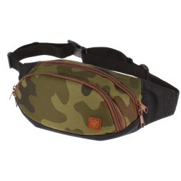 Nuff Bum bag - woodland
