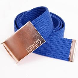 Nuff Wear belt - P0613 - royal blue
