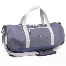 Womens Nuff Wear Satchel bag - gray