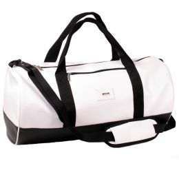 Sports Gym Nuff Duffel Bag - B&W