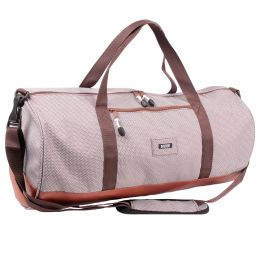 Sports Gym Nuff Duffel Bag - Geometric