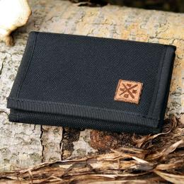 Nuff Wear Classic Collection wallet - Black