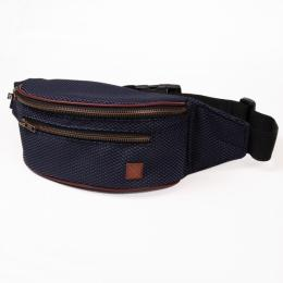 Nuff Hike oxide bum bag - Navy