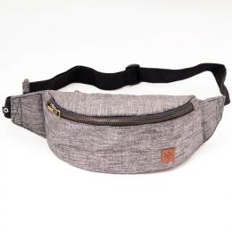 Bum bag Nuff Oxide - gray