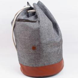 Nuff Duffel bag - gray