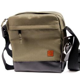 Shoulder Bag / Small Messenger - Nuff wear - olive