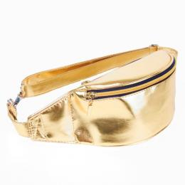 Nuff Bling Bling womens fanny pack - gold