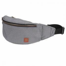 Nuff Pearl Oxide fanny pack | Geometric