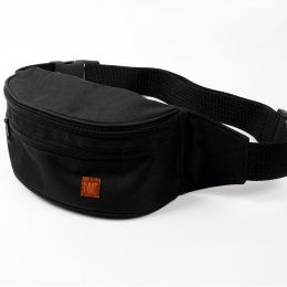 Nuff Hike bum bag - Black