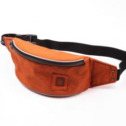 Nuff 3City Oxide Bum bag - Orange