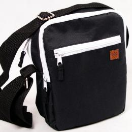 Shoulder Bag II - Nuff wear - b&w