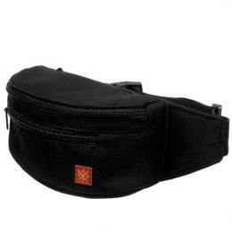 Nuff Hike fibre bum bag - Black