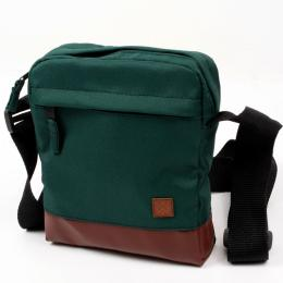 Shoulder Bag / Small Messenger - Nuff wear - green