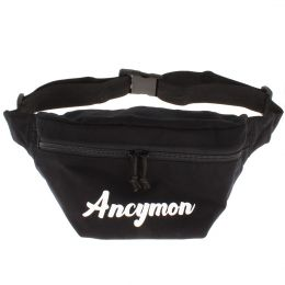 Nuff fanny pack -  Ancymon| Black