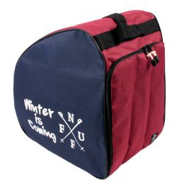 Nuff classic Ski Boot Bag Winter Is Coming | Navy