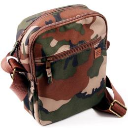 Shoulder Bag II - Nuff wear - woodland