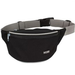 Nuff Kids hip fanny pack | Black and gray